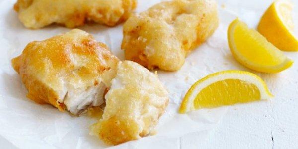 10 простых и вкусных рецептов рыбы в кляре