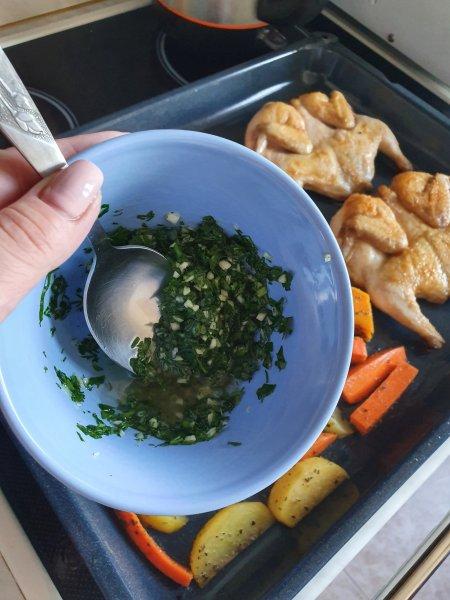 Как очень просто приготовить цыплёнка тапака на обычной сковороде. (Фоторецепт)