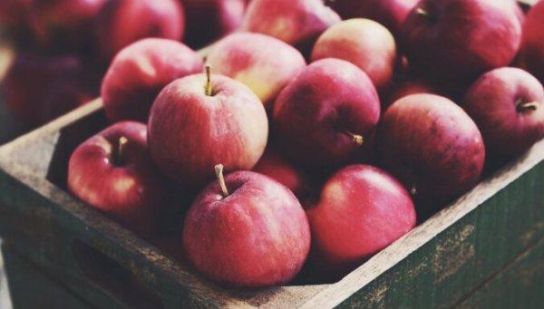 21 октября — Международный день яблок. Рецепт вкусного и полезного пирога