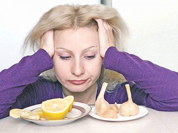 Чем лучше питаться, когда заболели гриппом