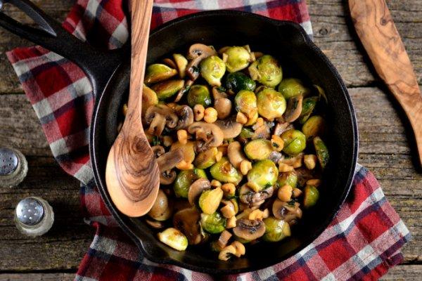 5 осенних блюд, которые порадуют своим вкусом и простым приготовлением
