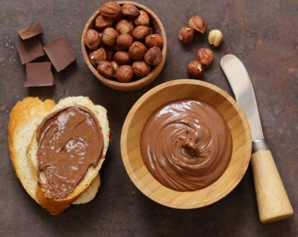 Как очень просто приготовить на завтрак шоколадную пасту