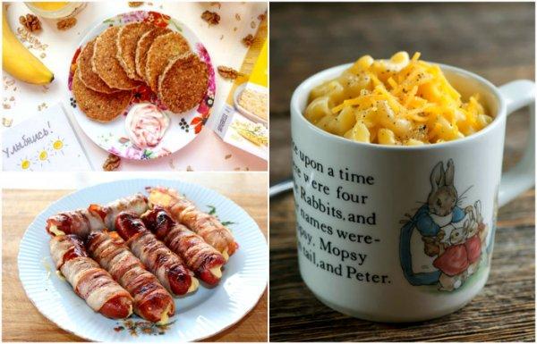 7 необычных блюд, которые запросто можно приготовить за 10 минут