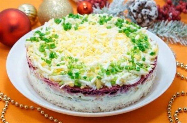 Думай что хочешь, но вместо оливье, теперь готовь мне этот салатик