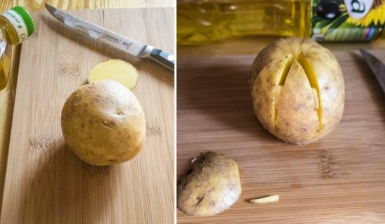 Как вкусно и красиво приготовить картофель в духовке