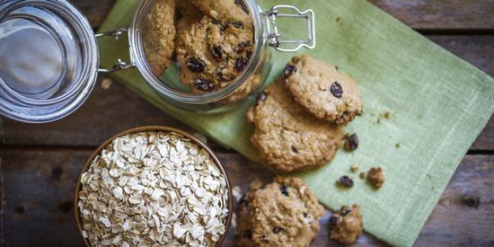 6 рецептов восхитительного овсяного печенья
