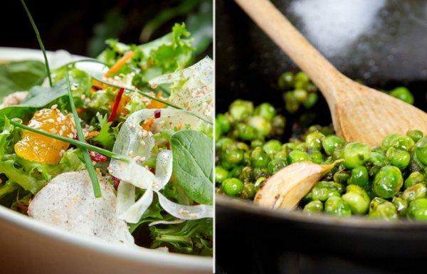 5 новых вкуснейших блюд, которые можно приготовить из зелёного горошка
