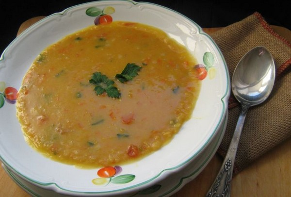 6 вариантов приготовления  горохового супа с мясом и без. Секреты вкусного и наваристого горохового супа