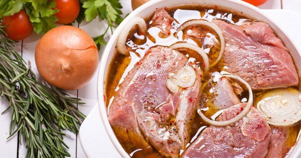 5.рецептов маринадов для запекания мяса в духовке