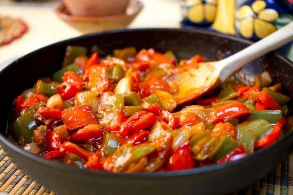 8 удивительных овощных фитнес-блюд, которые насытят и помогут сбросить вес