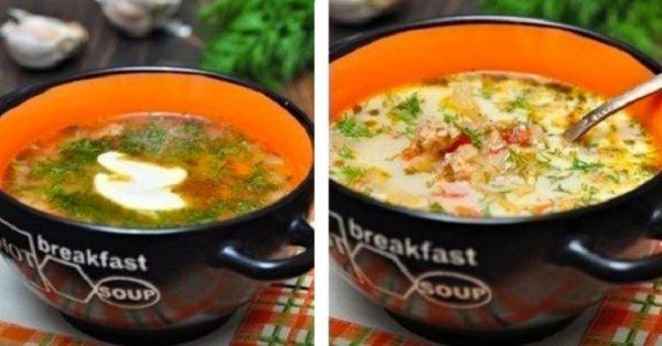 Легендарный суп «Чехословацкий»