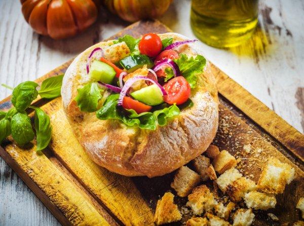 4 итальянских блюда (для следящих за фигурой!)