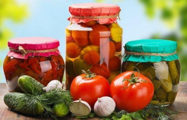 Как долго могут храниться домашние заготовки овощей и фруктов без порчи