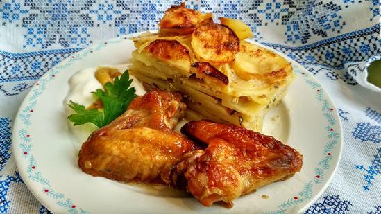 Картошка по-французски: буланжер