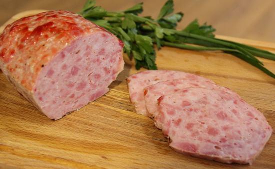 Как приготовить мясной хлеб ветчинный. Настоящая колбаса по советским рецептам 1938 года