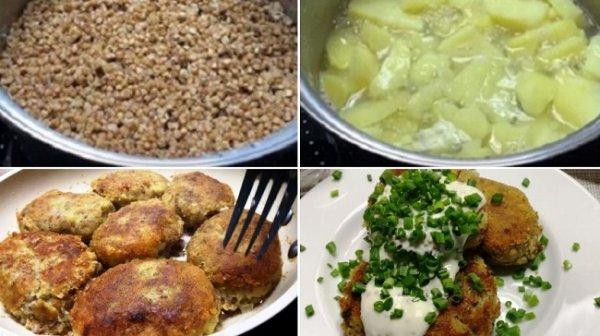 Как из простых продуктов можно приготовить вкусный и сытный ужин