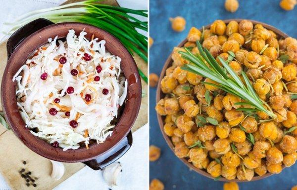 5 полезных блюд для тех, кто соблюдает Великий пост