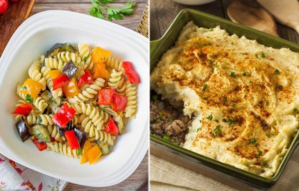 5 постных блюд, которые стоит приготовить в преддверии Пасхи.( Великий пост 2020 )
