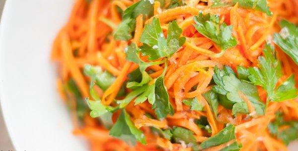 5 лучших рецептов морковных салатов