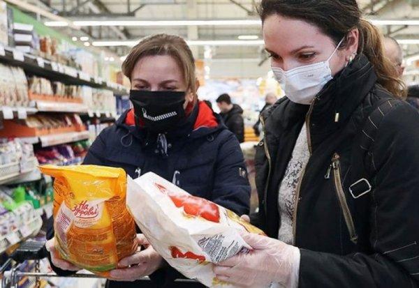 Как продезинфицировать дома купленные из магазина продукты, или же доставленные курьерами