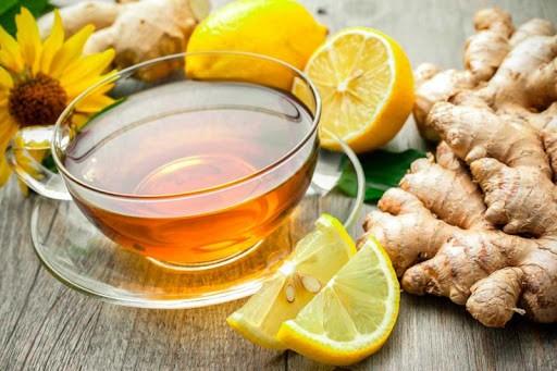 4 целительных рецепта имбирного чая