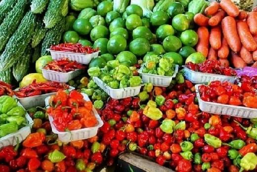 Названы вредные свойства несезонных овощей и фруктов
