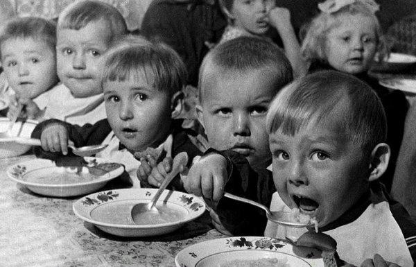 «Пятерка» блюд из советских детских садов, о которых вспоминают с ностальгией