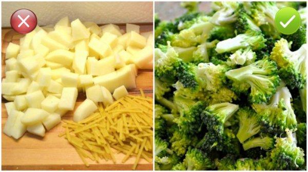 Как сделать блюдо более полезным, заменив всего один ингредиент