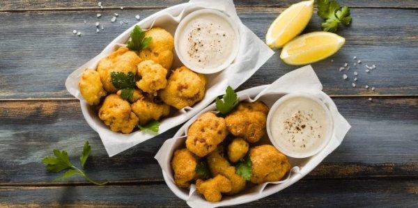 Что приготовить из цветной капусты, чтобы было вкусно, полезно и не хуже, чем в ресторане. (5 рецептов)