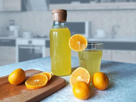 Два рецепта домашнего лимонада