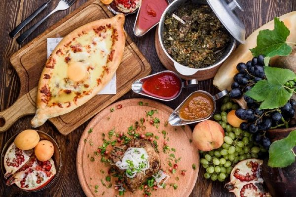 4 блюда грузинской кухни, которые наши хозяйки могут приготовить не хуже оригинала