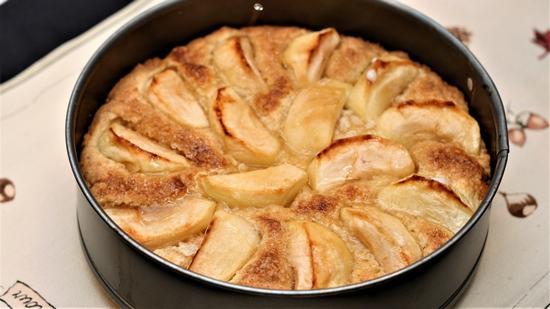 Яблочный пирог - 10 ошибок и видеорецепт яблочного пирога