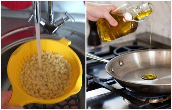 10 ошибок на кухне, которые с головой выдают неопытного кулинара