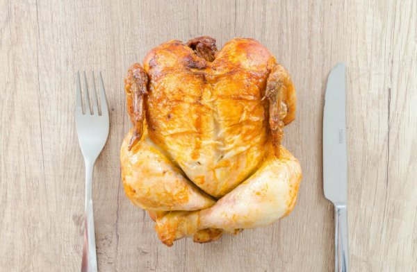 Какие части курицы опаснее всего для здоровья?