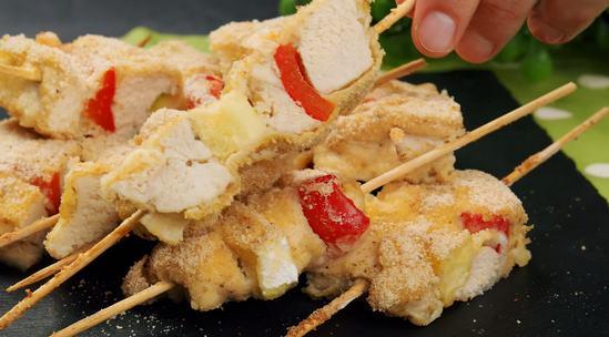 Пять новогодних блюд из курицы