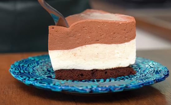Лучший десерт на Новогодний стол. Торт птичье молоко.
