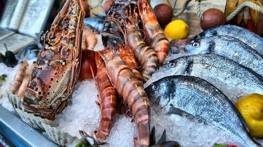 Самые полезные морепродукты для здоровья женщин