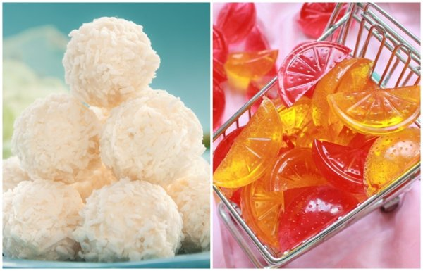 Как и из чего приготовить полезные конфеты, не опасаясь за фигуру