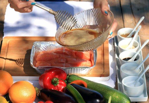 Шашлык из лосося: полезно, вкусно, изысканно
