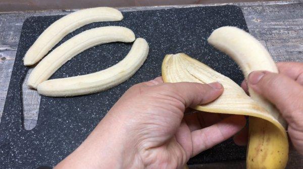 Банановый пирог. (Фотрецепт)