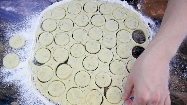 Сырные пончики. (Фоторецепт)