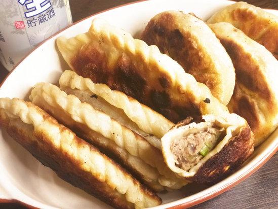 """Китайские мясные пирожки """"Xian Bing"""""""